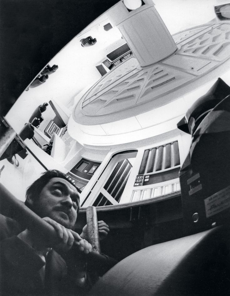 From Taschen's The Making of Stanley Kubrick's 2001: A Space Odyssey