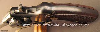 JUAL SENJATA API BLACK MARKET: senpi Colt Revolver model Polisi di jual murah
