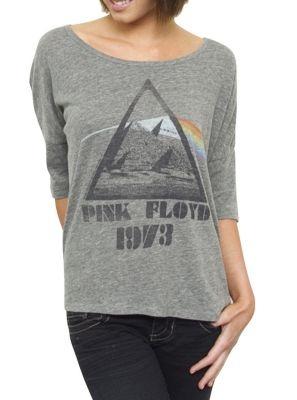 Pink Floyd vintage inspired rock tee
