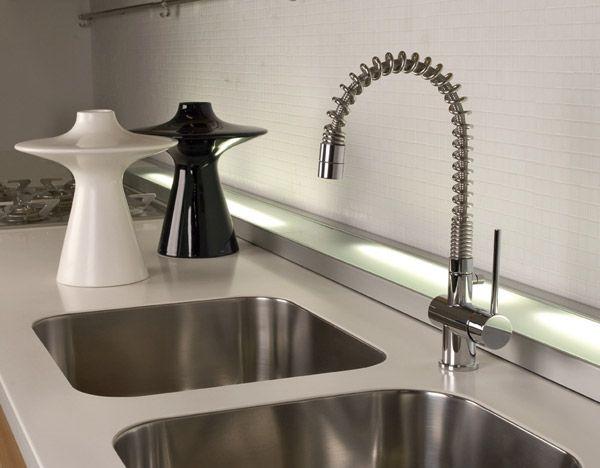 Oltre 25 fantastiche idee su rubinetti da cucina su - Rubinetti x cucina ...