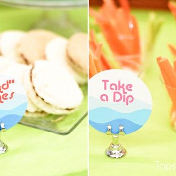 You Are Going To Love All Of These Fun And Pun-ny Golf Party Food Ideas And Inspirations For Your Golf Parties That Are So Easy To Create!