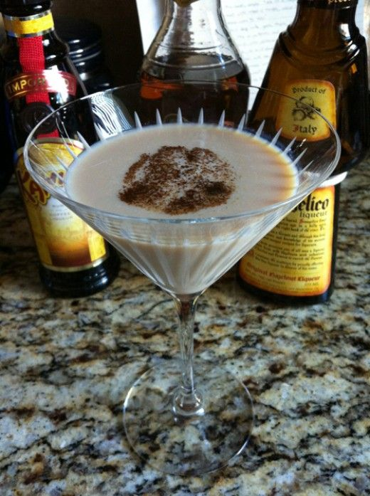 Try this delicious Tiramisu Martini recipe, it's like drinking dessert in a glass. Perfect as an after-dinner drink, it can be enjoyed at any time.