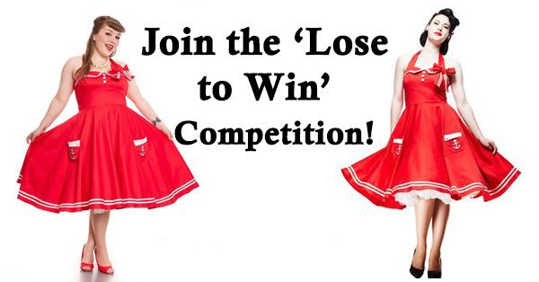September 2014: 'Lose to Win' Competition - Dr Arien