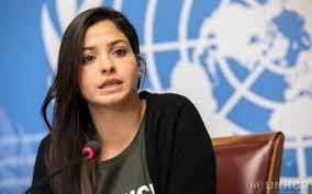 Syrian refugee and Olympic swimmer Yusra Mardini becomes UNHCR ambassador :http://gktomorrow.com/2017/05/01/syrian-refugee-swimmer-yusra-mardini/