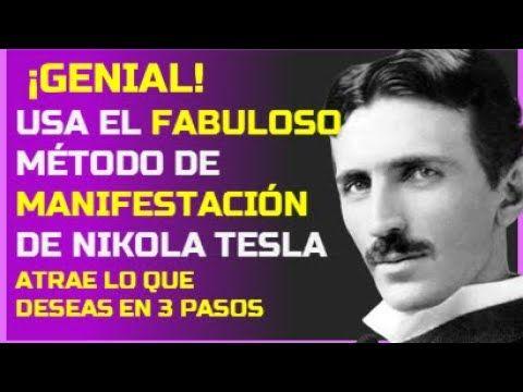 Método 3 6 9, MANIFESTAR DINERO , El SECRETO Nikola Tesla ...