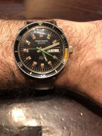92e503bc907 170 €  Vendo relógio pulso caunymatic impecável a funcionar ...