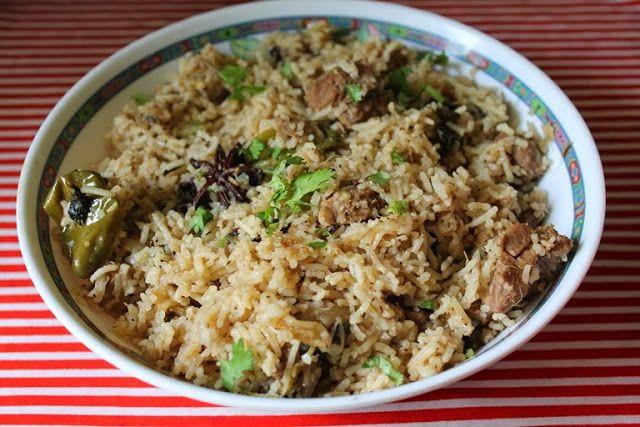 YUMMY TUMMY: Mutton Pulao (Pulav) / Lamb Pilaf / Mutton Pulao i...