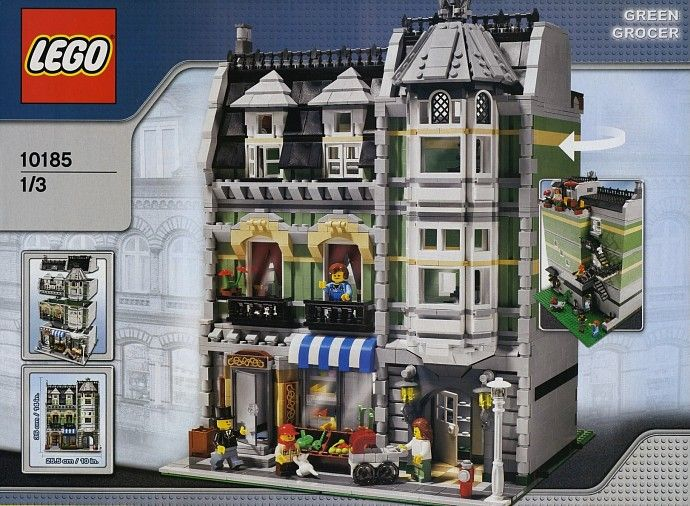 Lego Green Grocer 10185 $150