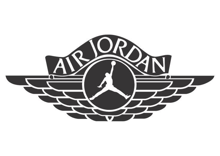 Air Jordan Logo Vector | Vector logo download | Pinterest ...