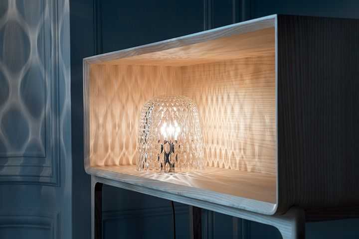 Folia collection by Noé Duchaufour-Lawrance for Saint-Louis Crystal