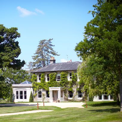The Pig Hotel, Brockenhurst. For more of the best New Forest hotels visit Redonline.co.uk