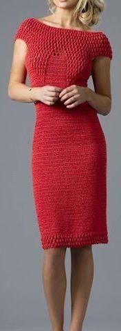 MW by Mimoza Windisch's crochet dresses