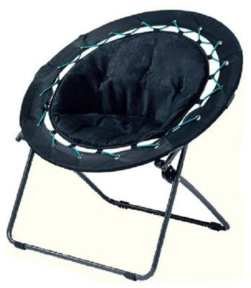 360DEG BUNGEE CHAIR/BLACK- NEW/FREE SHIPPING