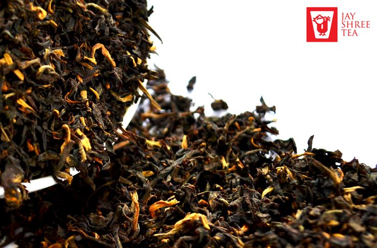 Second Flush Mangalam Orthodox Whole Leaf Black Tea