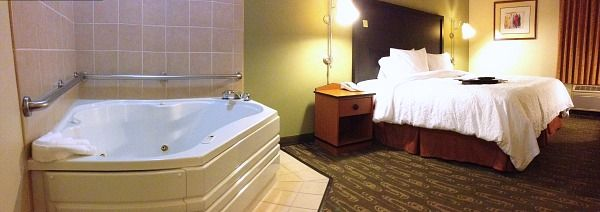 Downtown San Antonio Hotels With Jacuzzi Tubs