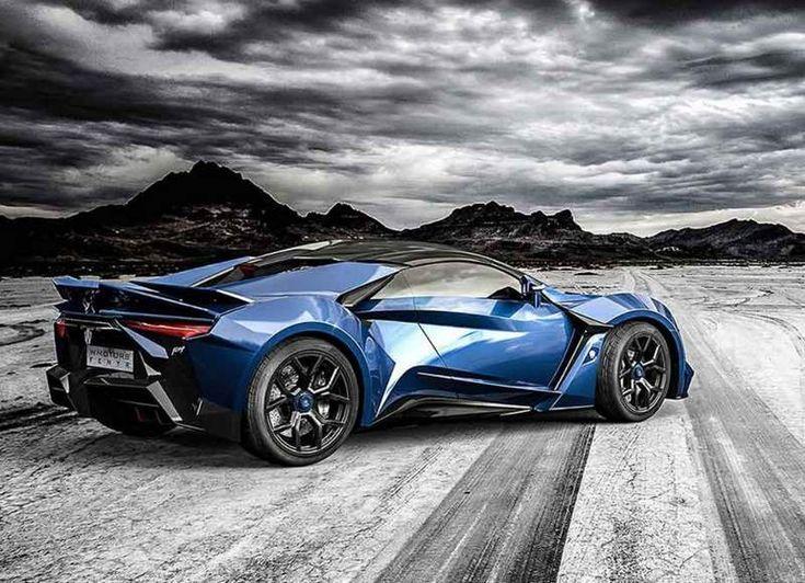 Fenyr SuperSport car