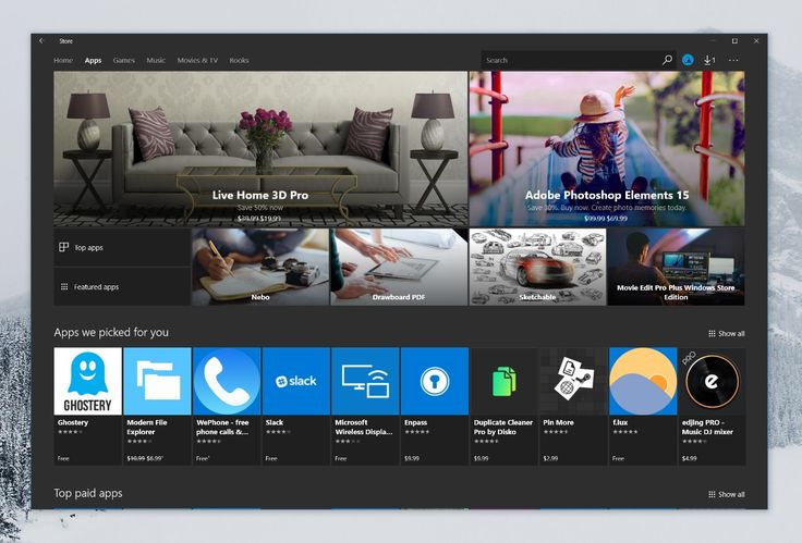Windows Store gets new UI improvements ahead of Fall Creators Update. The new Windows Store update introduces a new ellipsis menu which now houses all the general app pages — including things like the Downloads & Updates section, the app settings, and more. With today's update, Windows Store now has a dedicated section for your account-related settings on the header.   #Windows #Windows 10 #Windows Client #Windows Insider #Windows Store