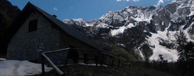 Presentazione(cos'è l'InnersightProject) | InnerSight: Un Viaggio alla riscoperta dei bivacchi alpini