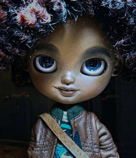 Guarda questo articolo nel mio negozio Etsy https://www.etsy.com/it/listing/524828169/icy-doll-ooak-customed-zane