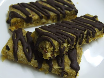Super healthy snack bars from Love The Taste
