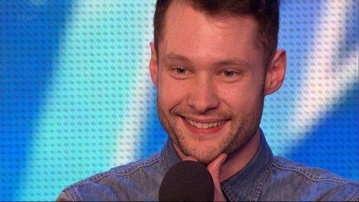 Calum Scott - Britain's Got Talent 2015 Audition week 1 - Dancing on my own .................... Lyrics to the song: https://youtu.be/BtGlvnbVun4