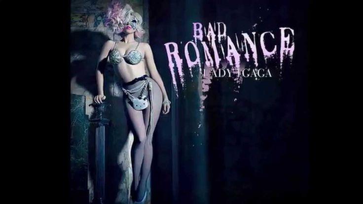 Bad Romance - Lady Gaga Music MP3