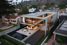 The Cresta – Concrete Architecture by Jonathan Segal