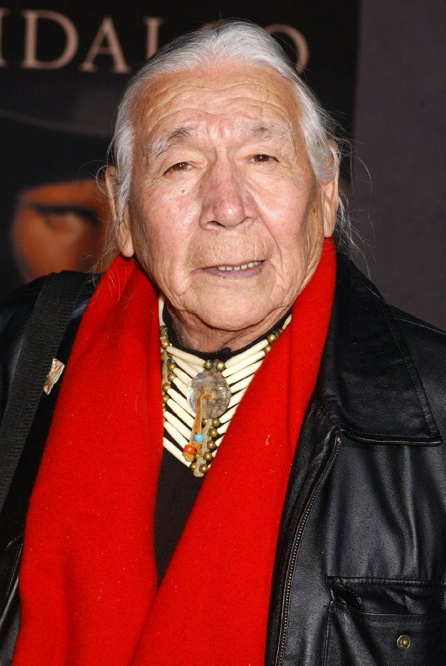 Floyd 'Red Crow' Westerman | ... courtesy gettyimages com names floyd red crow westerman floyd red crow