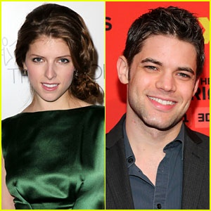 Anna Kendrick and Jeremy Jordan will officially be starring opposite each other in the film adaptation of the beloved musical