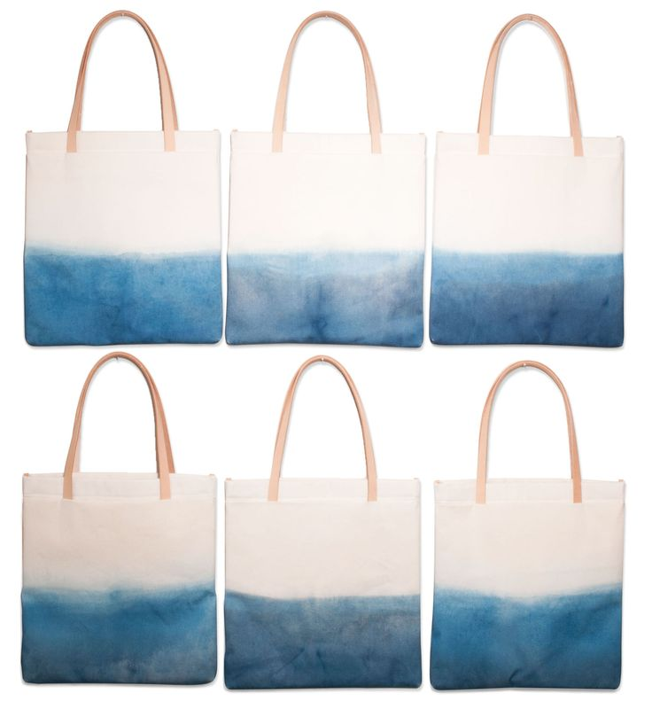 Indigo Everyday Bag by The Good Flock