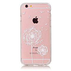 Coque Extra-Fin / Transparents / Motif Other TPU Doux Couverture de cas pour Apple iPhone 6s Plus/6 Plus / iPhone 6s/6 / iPhone SE/5s/5