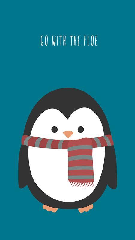 Cute Penguins Iphone Wallpaper 51 Best Cellphone Wallpapers Images On Pinterest