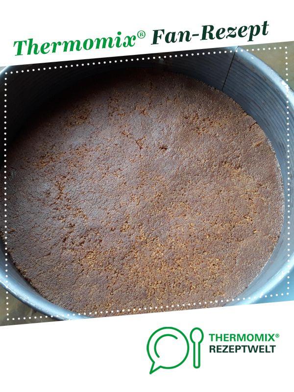 Keksboden Boden Ohne Backen Rezept Kuchen Torten Susses Backen