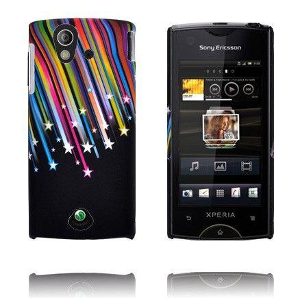 Valentine (Stjerneskudd) Sony Ericsson Xperia Ray Deksel