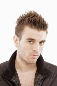 gaya rambut pria sesuai bentuk wajah 2015