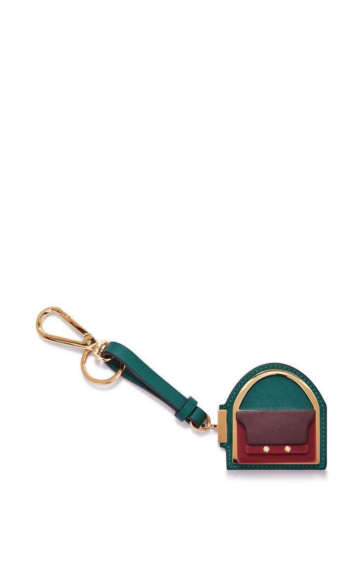 Handbag Key Ring by Marni - Moda Operandi