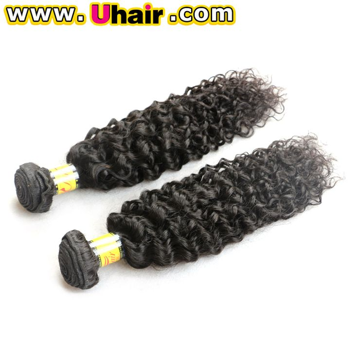 Like what you see? Follow me for more: @uhairofficial indian kinky curly human hair extensions