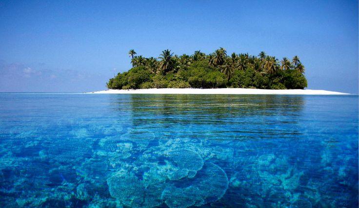 Estas son las playas más cristalinas del mundo
