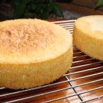 Almond Pound Cake with Raspberry Cream Cheese Buttercream - Gretchen's Bakery