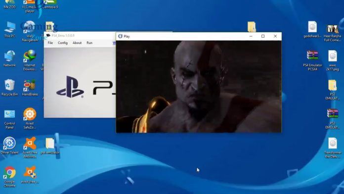Steps To Download Ps4 Emulator For Pc Working 2018 Ps4 Playstation Playstation Games