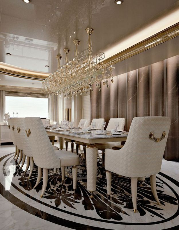 Best Ideas About Luxury Dining Room Save Or Pin Best 25 Luxury Dining Room Ideas On Pinterest Now Dinin Luxury Dining Room Luxury Dining Dining Room Layout
