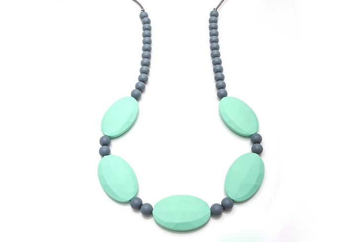 Silicone Teething Necklace - Sweet Mynte