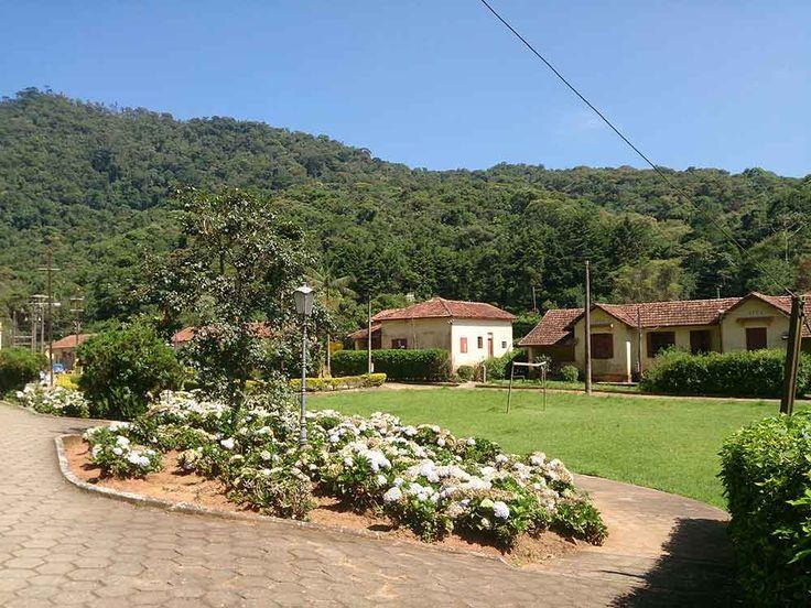 Casas Antigas - Santo Antonio do Pinhal. Uma visão do paraíso as paisagens desta cidade.