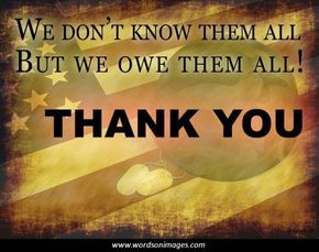 Veterans Day Quotes | Happy Veteran's Day| Happy Veteran's Day to all who have served and continue to serve. Description from pinterest.com. I searched for this on bing.com/images