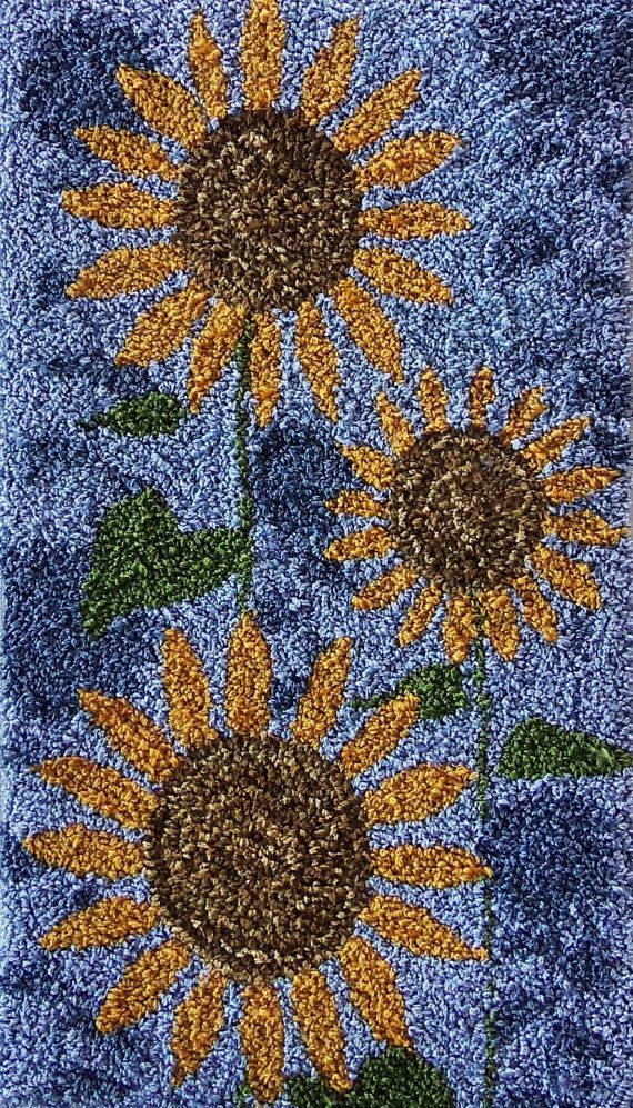 Excited to share the latest addition to my #etsy shop: Punch Needle PATTERN - Sunflower Social - ABS_BS110 https://etsy.me/2IxTN93 #supplies #quilting #pattern #punchneedlepattern #sunflowerpunch #dmcfloss #easypunchneedle #valdanifloss #summerpunch