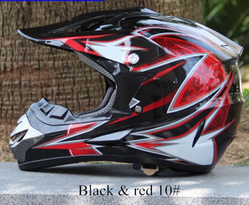 Rockstar motorcycle helmet ATV Dirt bike downhill cross capacete da motocicleta cascos motocross off road helmets