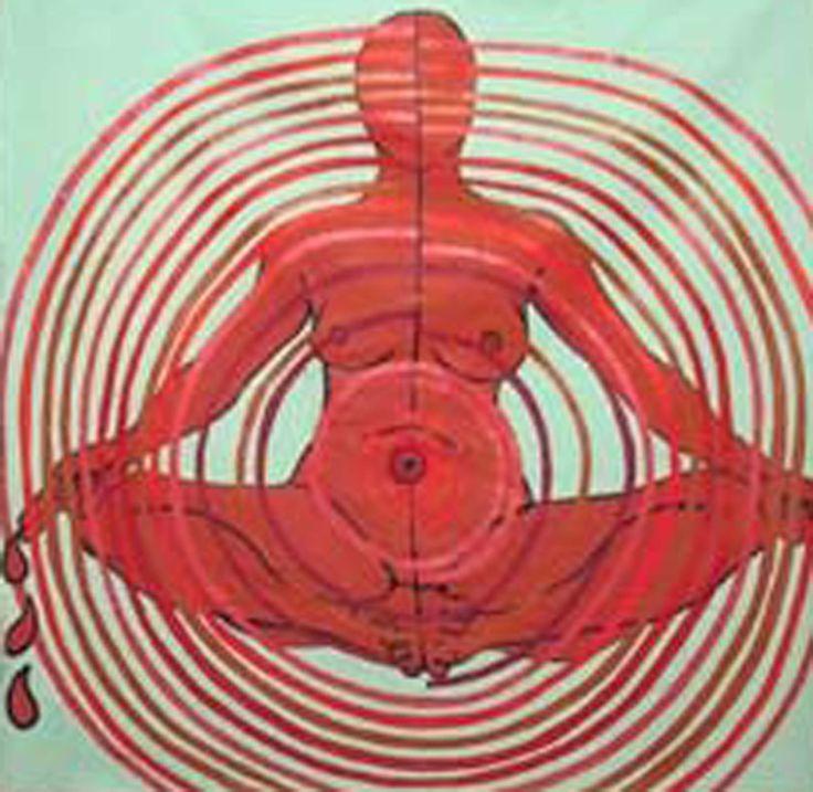 O Altar Menstrual é uma forma que as mulheres encontraram de acabar com a demonização do corpo feminino, uma forma de acabar com a negação da essência divina feminina, para acabar com os mitos da m…