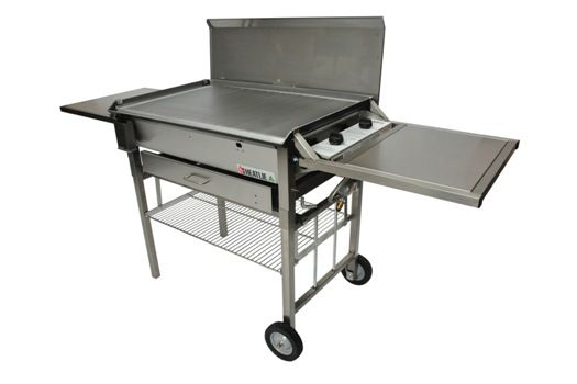 Heatlie HM850SSL Solid Hotplate in S/Steel body  Heatlie Barbecues are the Toughest Solid Flatplate BBQs in the Country. Made in Australia using the finest materials and solid construction techniques, you get a bbq that's built to function and last.