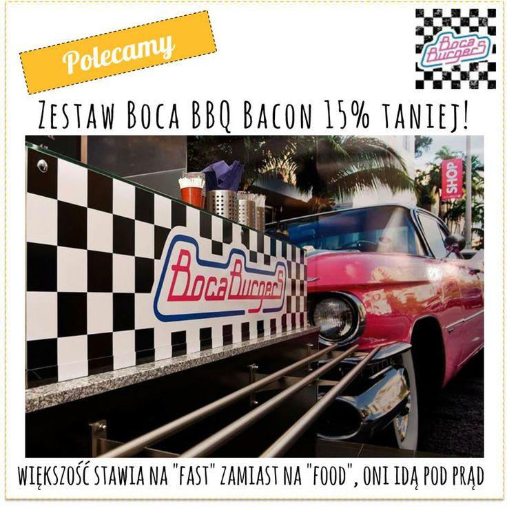 Boca Burgers - jedna z 2 najlepszych slowburgerowni w Wawie..... palce oblizywać taka sytuacja.....