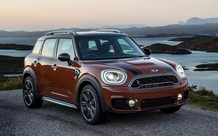 2018 Mini Countryman overview